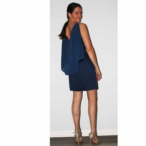 Laundry By Shelli Segal Dresses - Navy Laundry Cocktail Dress